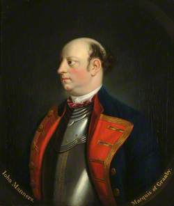 John Manners, Marquis of Granby