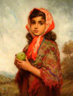 Temptation (The Gypsy Girl)