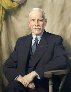 Sir Lawrence Edward Halsey, KBE, JP