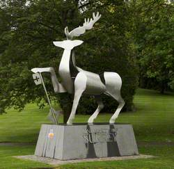The Surrey Stag