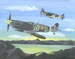 Supermarine Spitfires