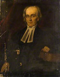 Reverend Wood, First Minister of Free St George's Church