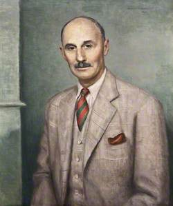 Colonel Sir John Gordon Crabbe (c.1902–1961), OBE, MC, HM Lieutenant for Dumfriesshire (1950–1961), Convenor of the County (1949–1961)