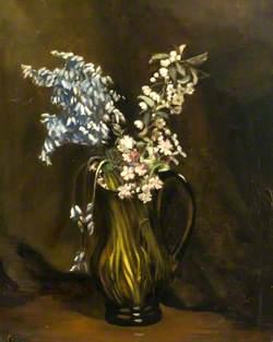 Wild Hyacinths in a Jug