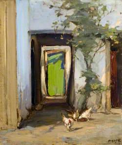 The Green Door, Culross