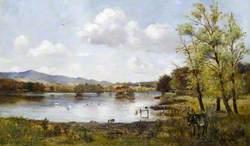 Carlingwark Loch