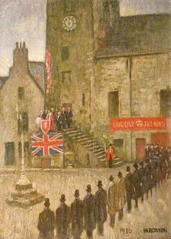 The Tolbooth Coronation