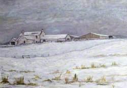 Lairdhaugh Farm, Springholm in Winter