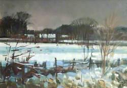 Snow, Auldgirth