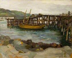 A Loch Fyne Pier