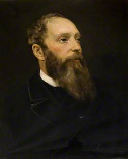 Portrait of Man with a Beard