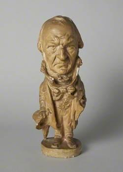 Caricature of Gladstone