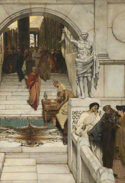 Audience with Agrippa