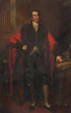 Sir James Shaw (1764–1843), Bt