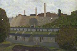 Miners' Rows