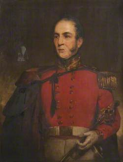 Colonel William Nicol Burns (1791–1872)