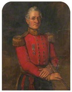 Colonel James Glencairn Burns