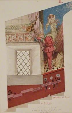 The King's Quair (Panel III)