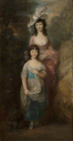 Two Young Ladies