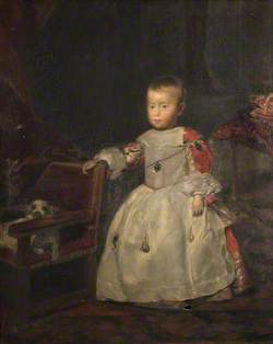 The Infant Don Balthasar