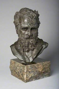 John Muir as a Mature Man