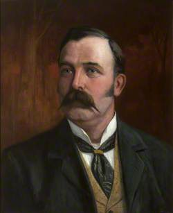 Portrait of an Edwardian Gentleman