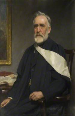 William Bruce, MA, Rector of Kirkcudbright Academy (1893–1925)