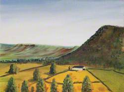 Hill and Prairie Fields