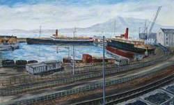 Ardrossan Old Dock