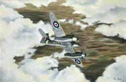 Westland Whirlwind Fighter