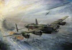 Avro Lancaster BIII LM360/QR-0