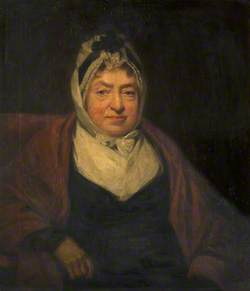 Mrs Scott, née Rutherford (1739/1740–1819), Mother of Sir Walter Scott
