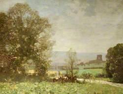 Landscape – Dundonald Castle