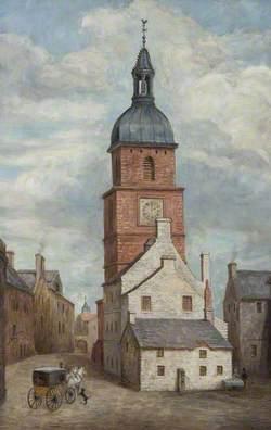 Tolbooth, Ayr, 1750