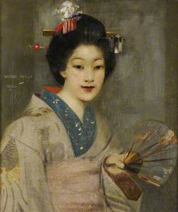 The Geisha Girl