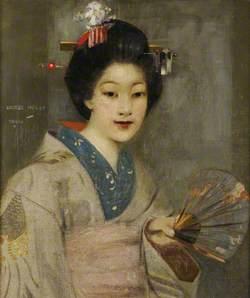 The Geisha Girl