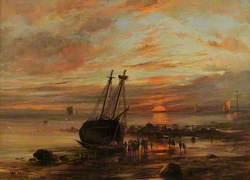 Vessel Ashore