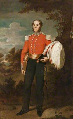Archibald William Montgomerie (1821–1861), 13th Earl of Eglinton and Winton