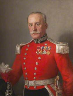 Colonel H. R. Wallace of Busbie