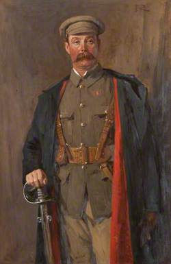 Lieutenant Colonel Hamilton Campbell