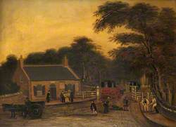 The Toll House, Murray Street, Duns