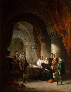 The Abdication of Mary, Queen of Scots