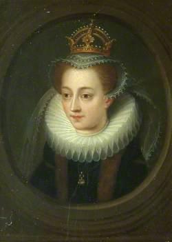 Mary, Queen of Scots (The Antwerp Portrait)