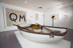 QM Tender Boat