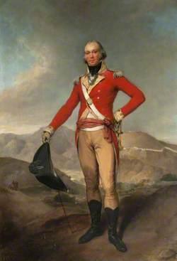 Lieutenant Colonel The Honourable James Maitland (1772–1805)