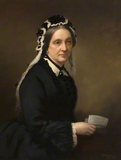 The Honourable Mrs Maxwell-Stuart