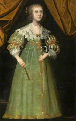 Lady Tempell (1640–1687), Daughter of the 3rd Earl of Winton