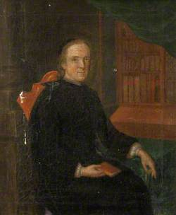 Father Maxwell, Chaplain at Traquair