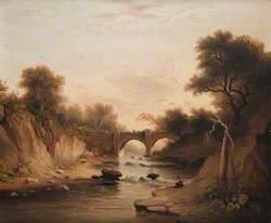 Bridge over River Almond