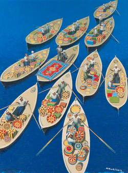 Bum Boats, Port Said